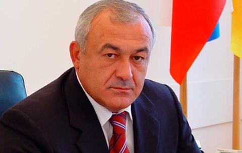 Таймураз Мамсуров награжден медалью «За отличие в пограничной деятельности»