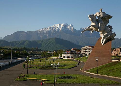 В Северной Осетии пограничные органы СКФО и ЮФО усовершенствовали меры борьбы с терроризмом