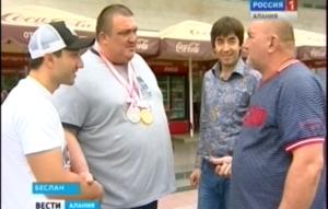 Победа на чемпионате мира по сумо – вновь в руках представителя Северной Осетии
