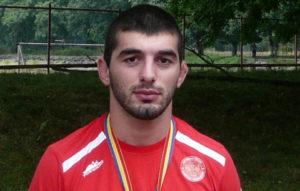 Хетаг Цаболов вышел в одну восьмую финала Чемпионата мира по спортивной борьбе