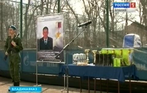 Во Владикавказе прошел турнир по пейнтболу памяти Заура Джибилова
