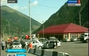 Движение по Военно-Грузинской дороге ограничено