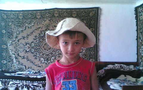 Требуется помощь 12-летнему Арсену Алборову