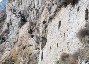 Вокруг Алании. Великая Кавказская стена