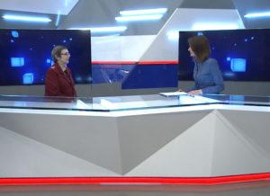 Интервью. Фатима Бекузарова
