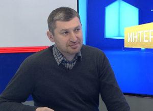 Интервью. Алан Цхурбаев