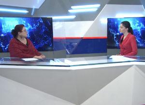 Интервью. Анжелика Сикоева