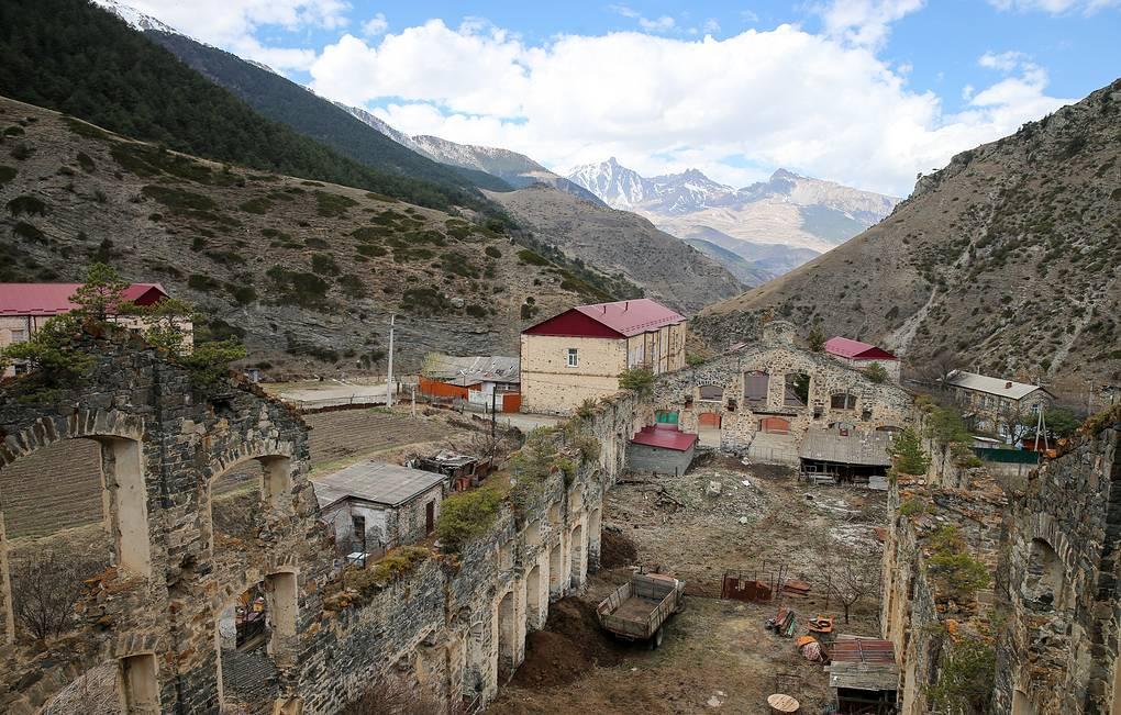 Во Владикавказе разработали аудиогид по горной части Северной Осетии