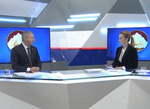 Вячеслав Битаров отвечает на вопросы граждан