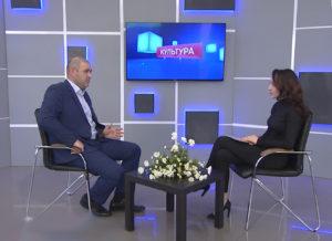 Культура. Казбек Сугаев
