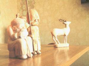 Лучшее в жизни. Мухтар Байсангуров. Широкая душа в миниатюрных скульптурах