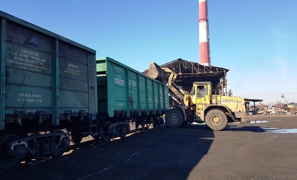 За два месяца с территории «Электроцинка» отгружено более 40 тысяч тонн сырья и НЗП