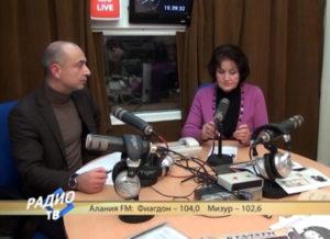 РадиоТВ. Борис Галаев