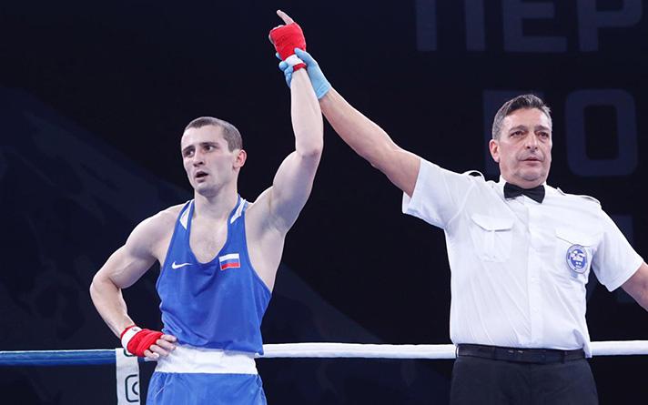 Алан Абаев – полуфиналист первенства Европы по боксу среди юниоров
