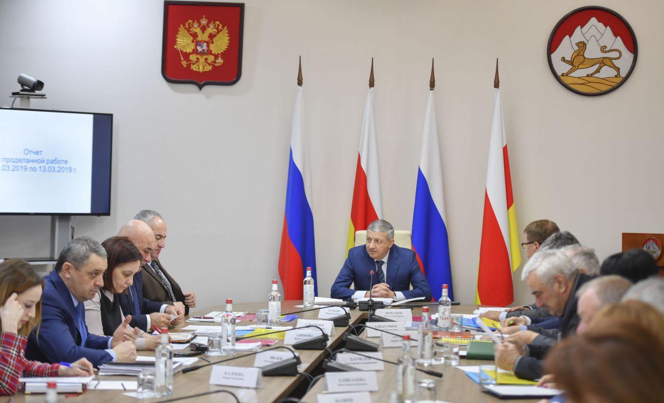 В Северной Осетии будет разработан пилотный проект в рамках программы развития горных территорий