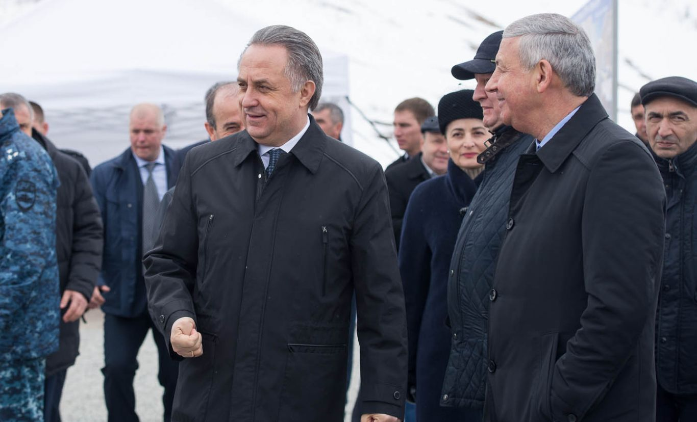 Виталий Мутко: Северная Осетия выполняет все обязательства перед Минфином РФ