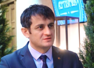 Æртхурон. Александр Битаров