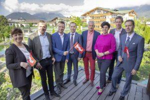 Курорты Северного Кавказа будут сотрудничать с горнолыжными центрами Тироля