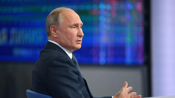 Владимир Путин пообещал взять на личный контроль реализацию «мусорной реформы»