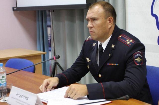 Начальник полиции Тюмени назначен замминистра ВД по Северной Осетии