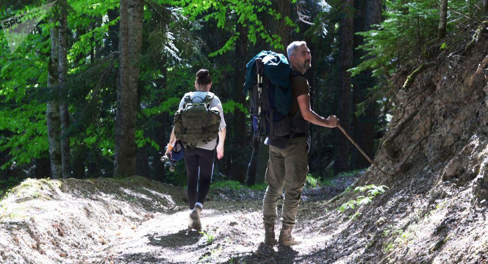 В Северной Осетии ввели онлайн-регистрацию туристов
