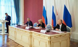 В Москве прошло второе заседание оргкомитета по празднованию 1100-летия крещения Алании
