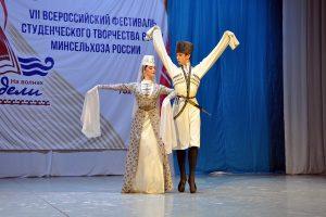 Команда Горского ГАУ привезла награды фестиваля студенческого творчества среди аграрных вузов России