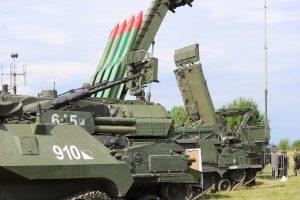 В Северной Осетии впервые пройдет международный военно-технического форум «Армия-2019»