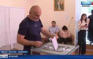 Партия «Единая Осетия» лидирует на выборах в парламент Южной Осетии