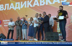 В Северной Осетии проходит первенство России по теннису