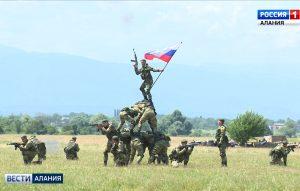 В Северной Осетии стартовал военно-технический форум «Армия-2019»