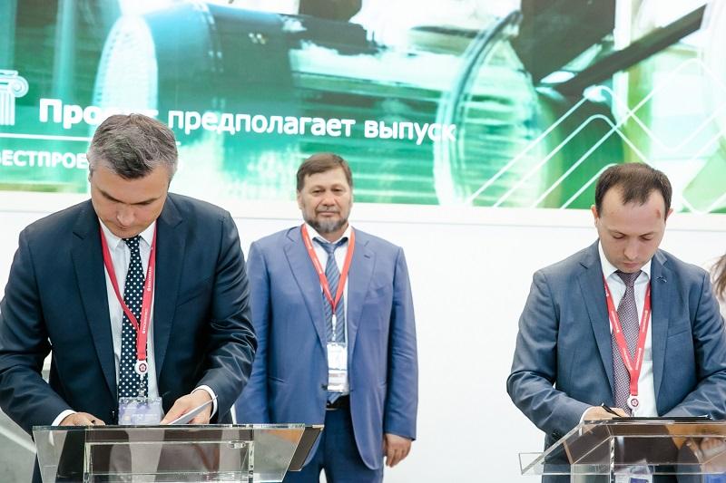 «ВЭБ-лизинг» и АО «КСК» договорились совместно развивать городские канатные дороги
