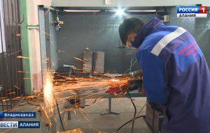 Во Владикавказе проходит конкурс строителей СКФО «Строймастер»