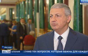 Вячеслав Битаров принимает участие в заседании Госсовета