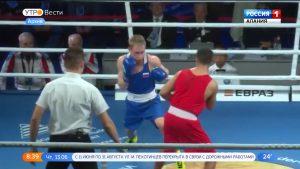 Во Владикавказе проходит первенство по боксу на призы РОФСО «Юность России»