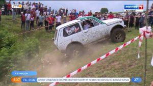 В Северной Осетии прошел традиционный турнир по джип-триалу