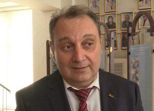 Интервью. Тамерлан Гогичаев