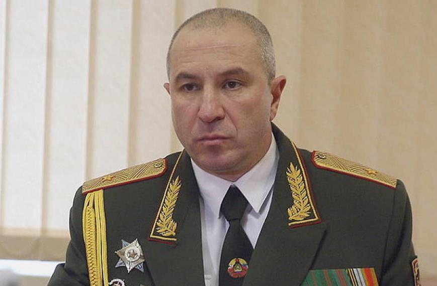 Уроженец Северной Осетии назначен министром внутренних дел Белоруссии