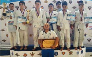 Дзюдоисты из Северной Осетии завоевали 8 наград на Всероссийском турнире в Нальчике