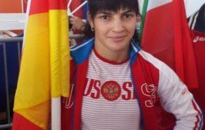 Алла Кайтукова — серебряный призер чемпионата России по тяжелой атлетике