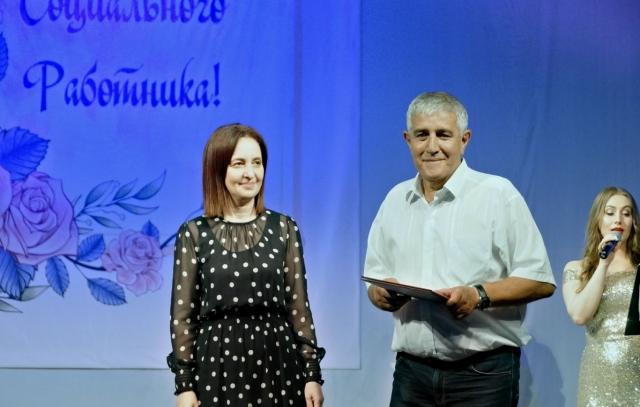В Северной Осетии чествовали работников социальной сферы