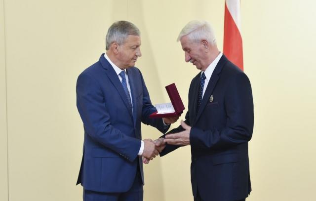 Труженикам Северной Осетии вручили государственные награды