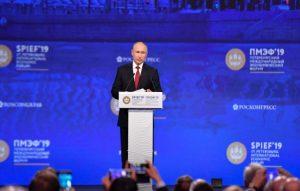 Владимир Путин отметил улучшение экономического фона Северной Осетии