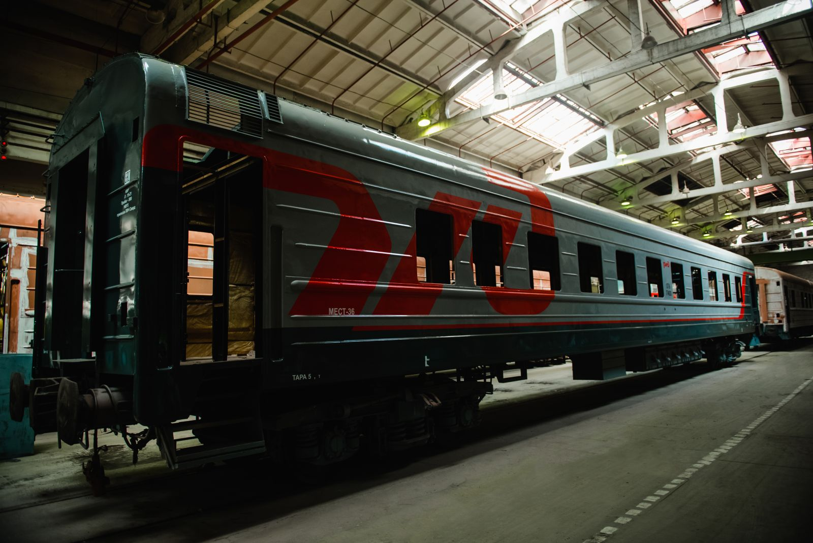 На Владикавказском вагоноремонтном заводе внедряется  «Бережливое производство»