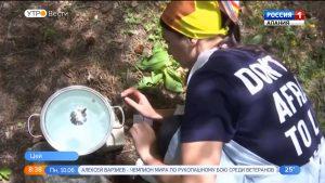 В Цее разыграли кубок Миннаца Северной Осетии по туризму