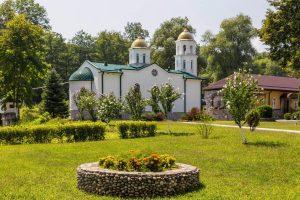 Северной Осетии передадут иконы Иоанна Крестителя и архангелов Михаила и Гавриила