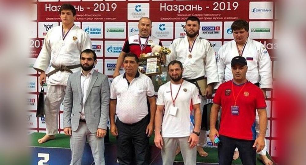 Осетинские дзюдоисты взяли 16 наград на чемпионате СКФО