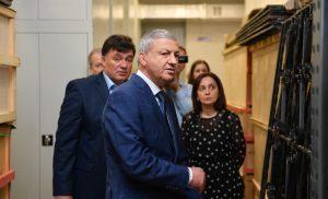 Валерий Кубалов уволен с должности директора Национального музея республики