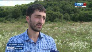Двух жителей Дигорского района, потерявшихся в лесу, нашли после трехдневных поисков