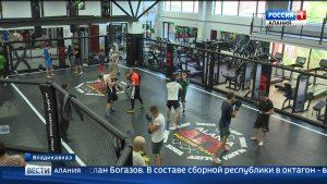 Владикавказ готовится принять турнир по смешанным боевым искусствам ММА
